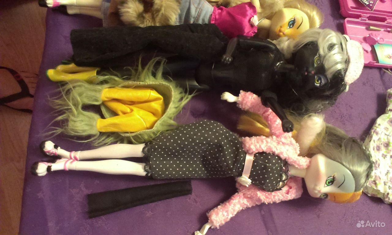 Куклы кошки модницы