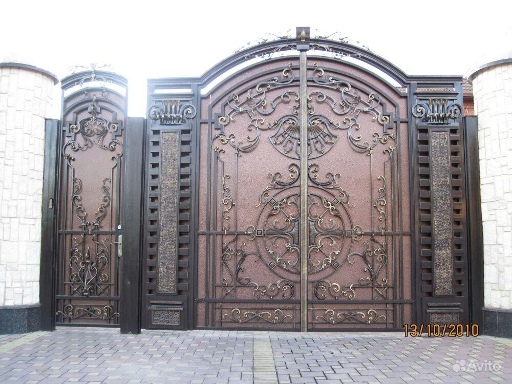 Заказ ворот в нальчике автоматические ворота откатные цена качество