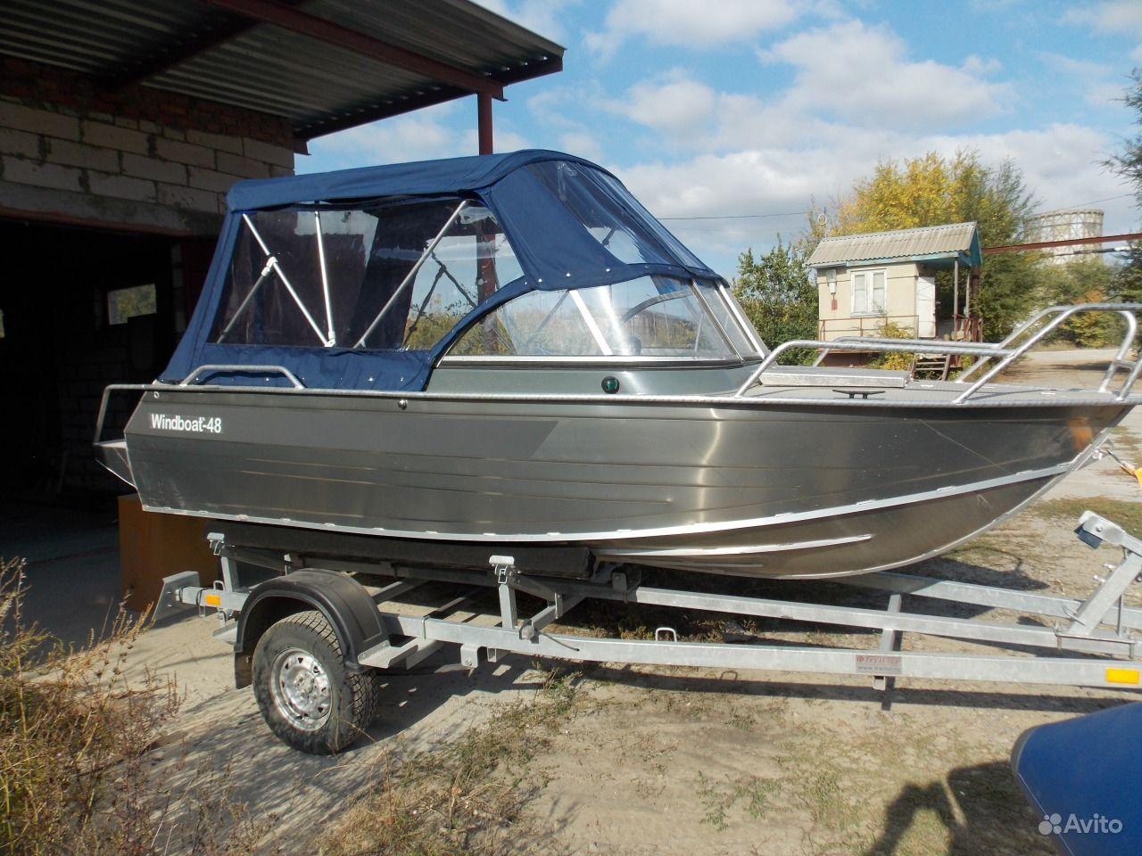 купить прицеп для лодки на авито в самаре