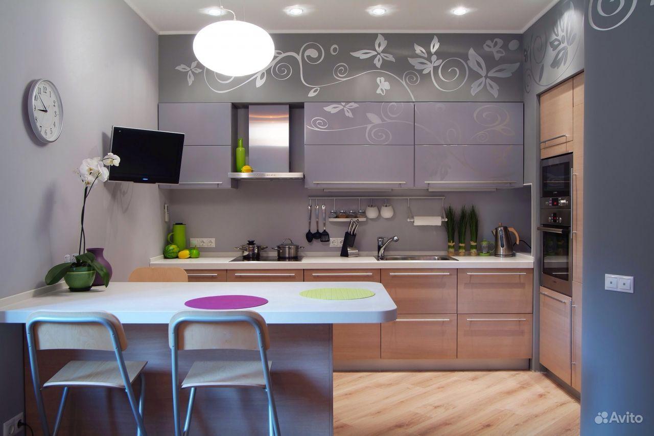 Смотреть фото кухни в частном доме
