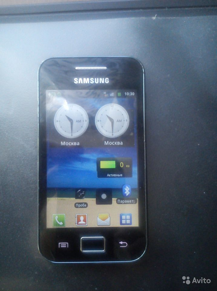 Samsung galaxy ace s5830-android 442-cyanogenmod 11