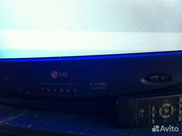 Телевизор LG CF-21D33E