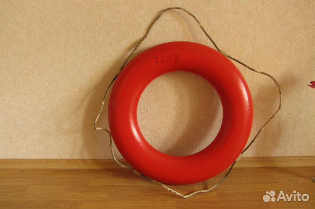 Спасательный круг из пенопласта своими руками