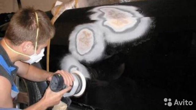Видео подготовка и покраска автомобиля видео