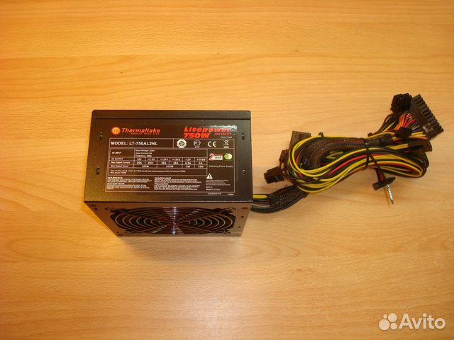 Блок питания ATX 750W