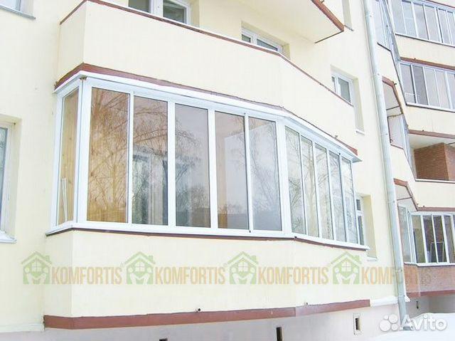 Балконы / остекление балконов / услуги краснодар.