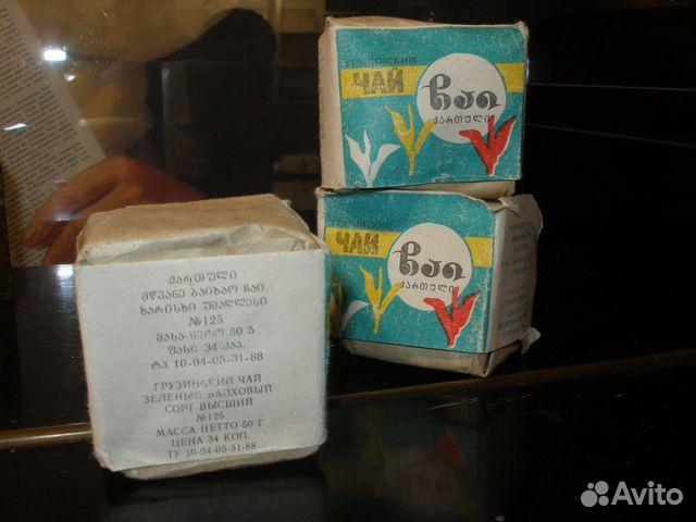 Купить зеленый грузинский чай