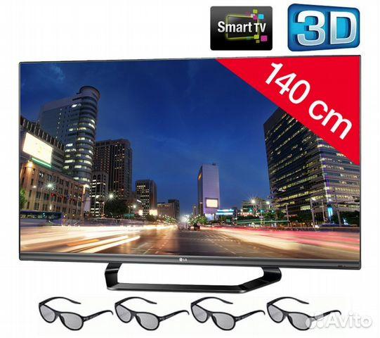 Телевизор lg cinema 3d нового поколения с функцией smart tv с диагональю 32 дюйма