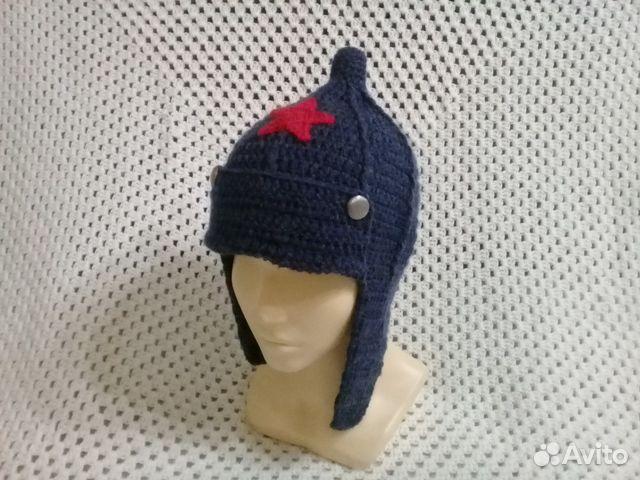 Вязание шапки будёновки 99