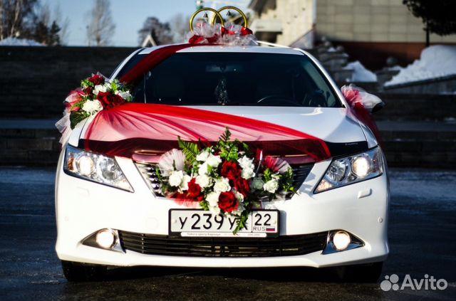 Прокат авто для свадьбы в барнауле