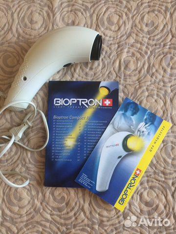 Лампа биоптрон цептор
