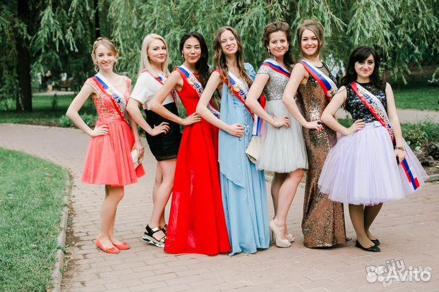 Фото выпускных платьев для 9 класса