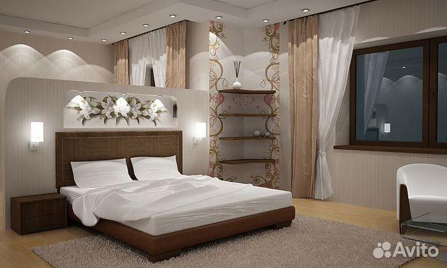 Фото комнаты спальни
