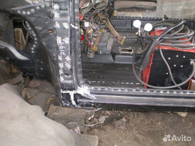 Ваз 2108 кузовной ремонт