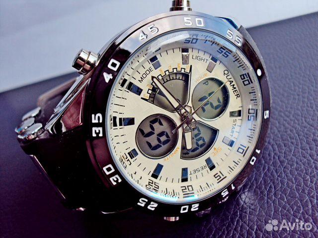 Часы Quamer Инструкция