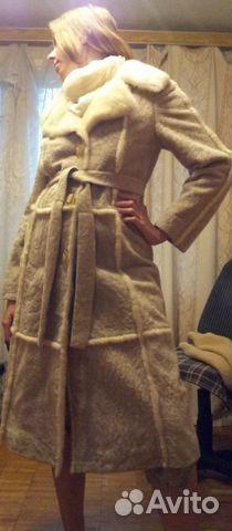 Продам пальто из стриженной овчины 89022534279 купить 1