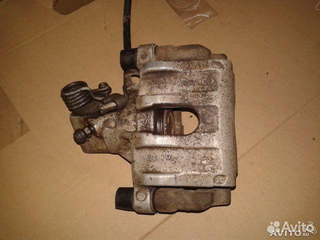 Ремонт заднего тормозного суппорта форд фокус 2