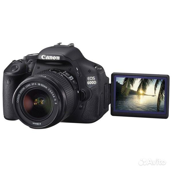 Инструкция Canon D600