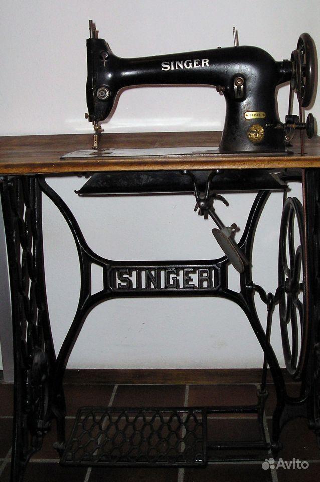 старинные швейные машинки фото и цены
