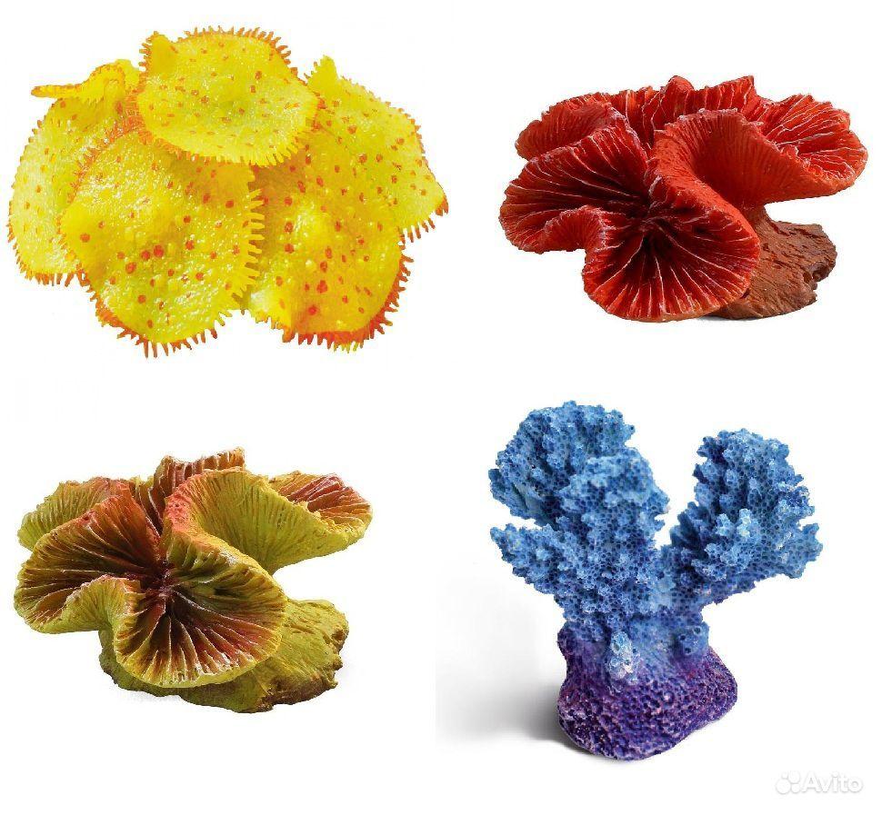 Кораллы, гроты, камни для аквариума купить на Зозу.ру - фотография № 7