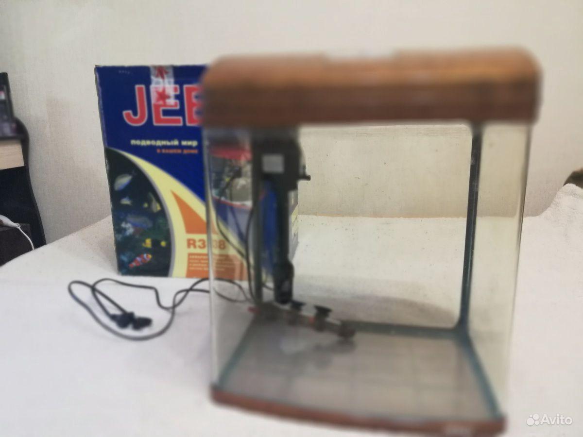 Aквариум Jebo 338 (35л) купить на Зозу.ру - фотография № 1