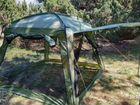 Шатёр палатка 320*320*240 наружный железный каркас