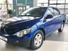 SsangYong Actyon Sports 2.0МТ, 2007, пикап
