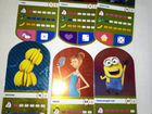 Карточки Меньены