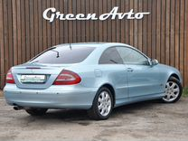 Mercedes-Benz CLK-класс, 2004