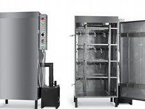 Купить большую коптильню для горячего копчения профессиональную luxstahl самогонный аппарат прокладки