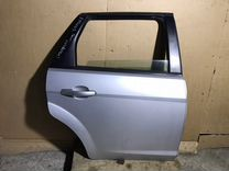 Дверь задняя левая форд фокус 2 универсал рестайл