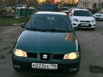 SEAT Cordoba, 2001 г., Москва