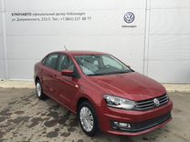 Volkswagen Polo, 2018 г., Краснодар
