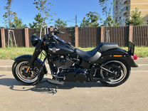 Harley-Davidson Fat Boy S, 2016 г.в