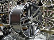 Новые диски R16 5х112 на Mercedes С, E, S, -Class