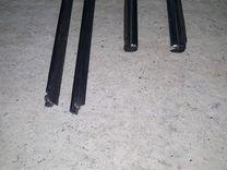 Молдинги кузова, комплект BMW E46