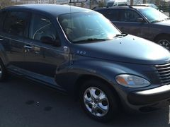Chrysler PT Cruiser, 2002