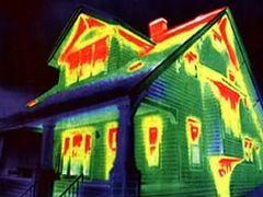 Тепловизор. Тепловизионное обследование зданий