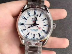 Omega Seamaster Aqua Terra GMT Good Planet
