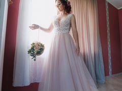 Купить свадебное платье на авито бу 48