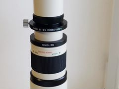 Samyang 650-1300mm f/8.0-16.0 MC IF