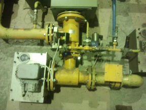 Metal rotameter EMIS-META 215