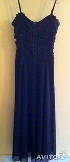 Новое платье фирмы New look. Размер 36. Цвет чёрны