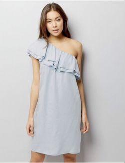 Платье 42-44 джинсовое новое new look