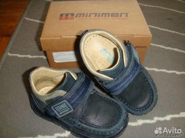 Детская обувь Minimen в интернет-магазине Купить