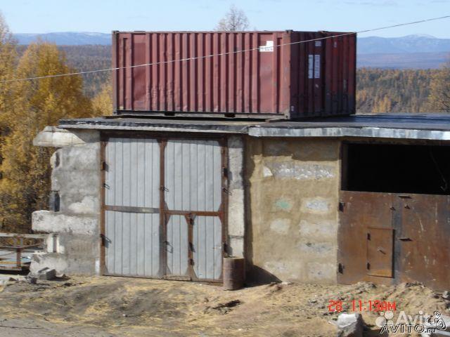 Авито купить гараж нерюнгри на что установить металлический гараж