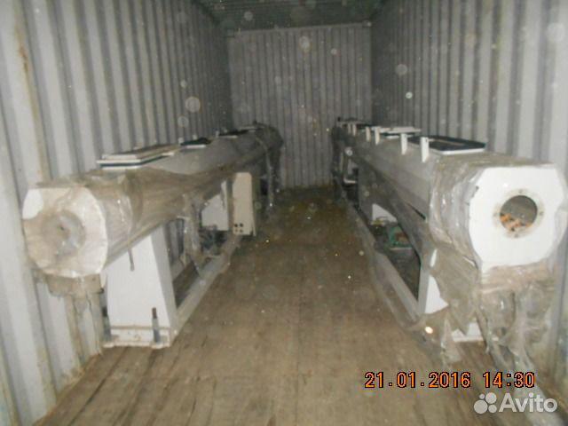 Линия с консервации по производству PPR труб 2013г