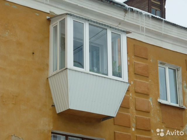 Услуги - балконы, окна в свердловской области предложение и .