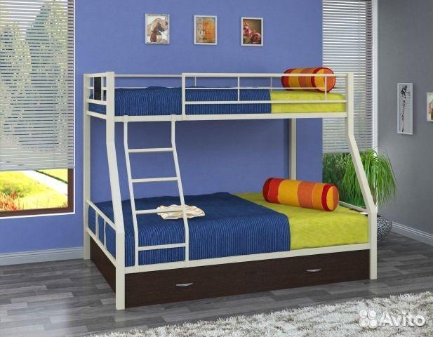 Двухъярусная кровать гранада  спб