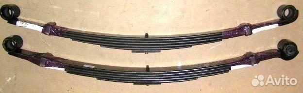 hyundai hd78 передняя рессора в разблое